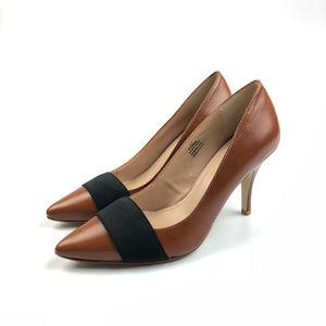 Nordstrom 14th & Union Nikole Elastic Strap Heels